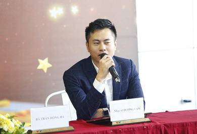Duong Cam: 'Morning Star singing contest is turning to a new page'