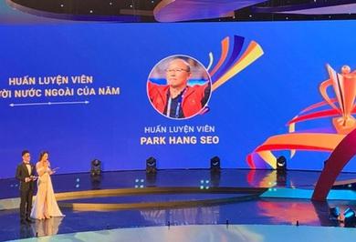 Victory Cup 2019 : Coach Park Hang-seo and Vietnam's U22 National Football team win big