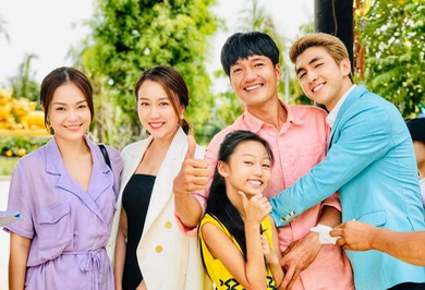 TV drama Stepmother's Restaurant back on VTV3 after Rose on Left Chest ends