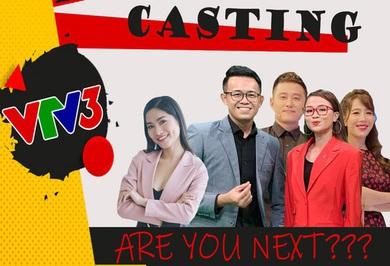 Deadline extension for the application for VTV3's next-generation of TV hosts