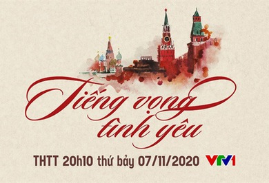 Stay tuned for Echo of Love, the program celebrating 103 years of the Russian Revolution
