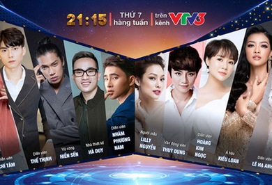 Born as a Couple - Season 4 on VTV3