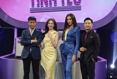 Watch a brand-new dating show 'Luggage of Love' on VTV3