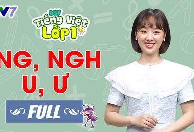 Teaching Vietnamese for First Graders: Effective Method of Online Teaching at VTV7