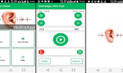 Ứng dụng tự đo thính lực và chuyển kết quả trực tuyến tới bác sĩ
