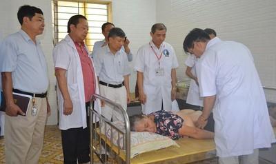 Tập trung phát triển y, dược cổ truyền trong khám chữa bệnh