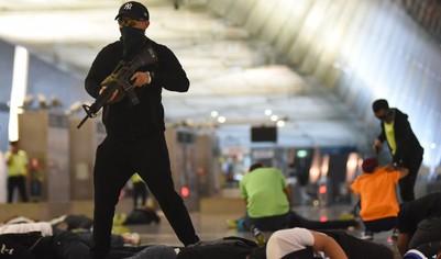 Singapore diễn tập chống khủng bố tại sân bay Changi