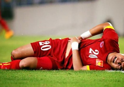 Injured players to miss SEA Games