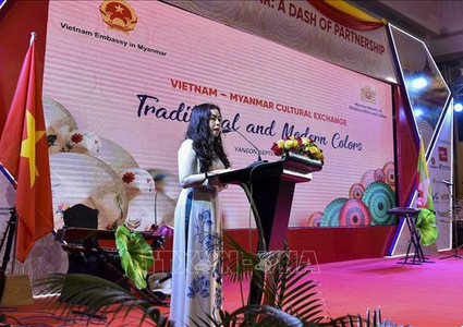 Vietnam Cultural Week in Myanmar