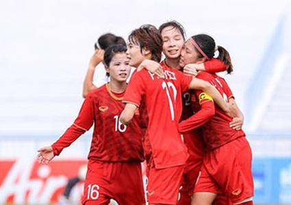 Vietnam's women's team to kick-start SEA Games title defence