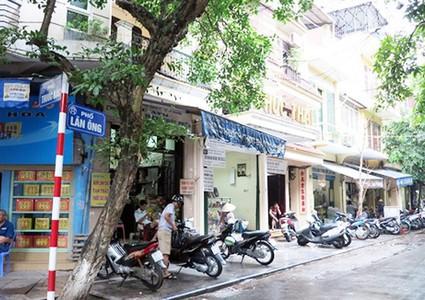 Lan Ong street – Hanoi's oriental medicine market