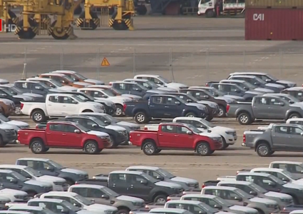 Automobile imports surge in first half of 2019