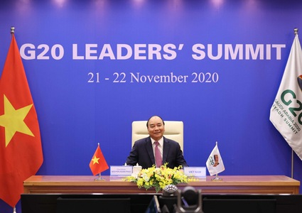 Vietnam urges G20 to initiate new development platforms
