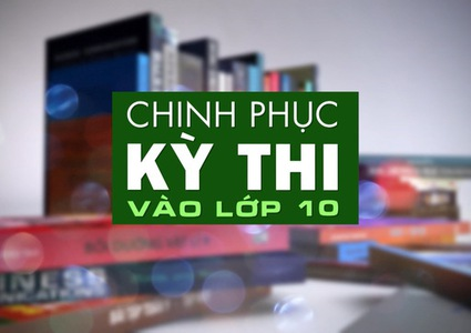 The series of program Conquering the 2020 Exam' is back on VTV7