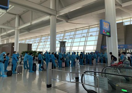 Vietnam successfully repatriates more than 310 citizens from RoK