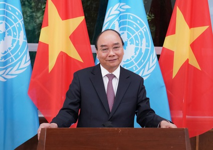 Vietnamese PM heightens UN role in addressing global issues