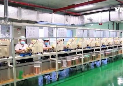 110,000 workers in Bac Ninh return to work