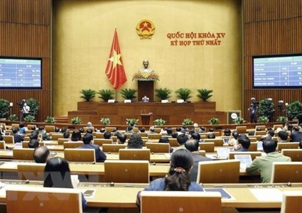 Several important positions in 15th National Assembly to be elected