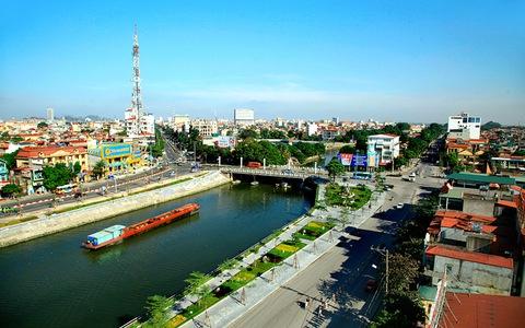 Vẻ đẹp thành phố Ninh Bình qua từng thước phim