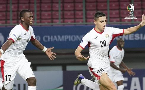 U19 Việt Nam 1-2 U19 Jordan: Trận thua đáng tiếc