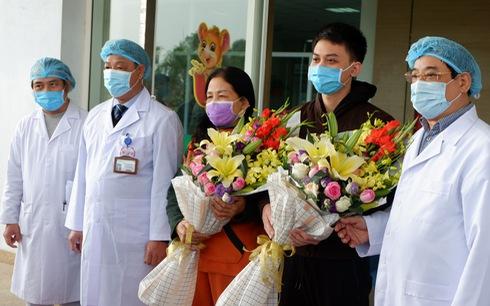 14/16 ca mắc COVID-19 tại Việt Nam được điều trị khỏi bệnh