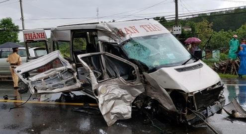 Tai nạn xe khách ở Kon Tum: 100% người phơi nhiễm HIV có kết quả âm tính