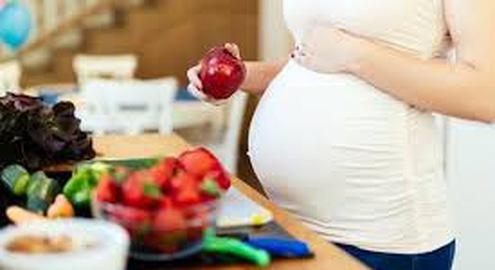 Chế độ dinh dưỡng cho các bà mẹ trong thai kỳ
