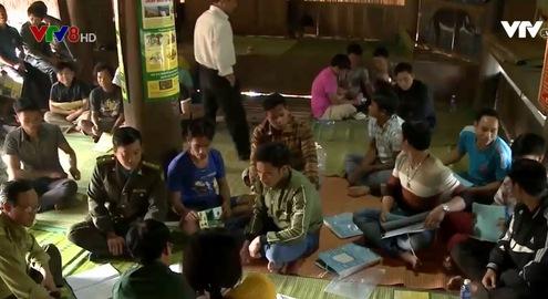 Quảng Nam tuyên truyền, ký cam kết quản lý, bảo vệ rừng