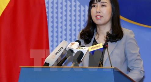 Việt Nam phản đối và kiên quyết bác bỏ điều chỉnh Quy chế nghỉ đánh bắt cá trên biển của Trung Quốc