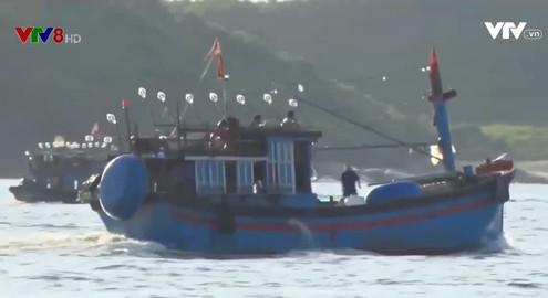 Quảng Ngãi: Hải sản bị tận diệt vì nạn đánh thuốc nổ trên biển