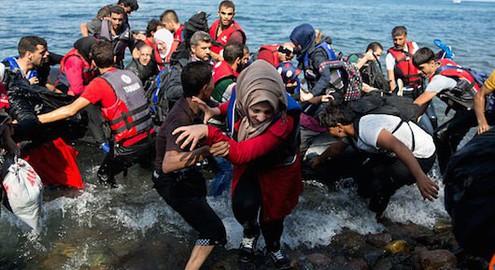 Châu Âu tiếp tục bất đồng về vấn đề tiếp nhận người tị nạn