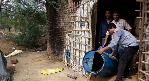 Gần 20 người tử vong do ngộ độc rượu tại Ấn Độ