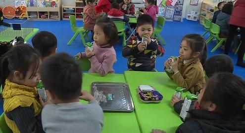 Ưu việt của sữa tăng cường vi chất dinh dưỡng trong chương trình sữa học đường