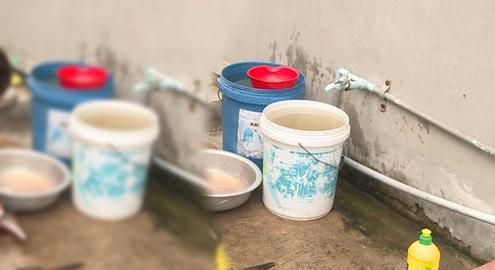 Hàng trăm hộ dân Đồng Tháp sử dụng nước máy không qua xử lý