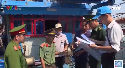 Bình Định:  Mở đợt cao điểm chống khai thác thủy sản bất hợp pháp
