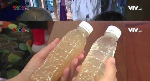 An Giang: Đã khắc phục nguồn nước máy ô nhiễm