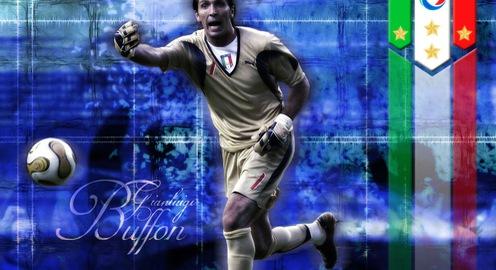 Gianluigi Buffon - chân dung thủ thành huyền thoại của ĐT Italia