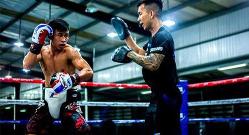 Gặp gỡ nhà vô địch WBC châu Á Trần Văn Thảo