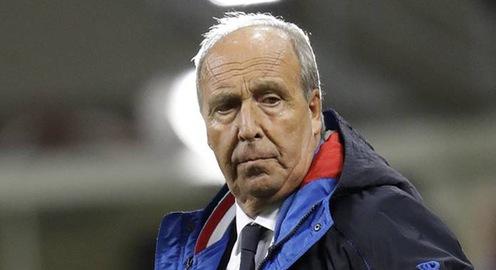 CHÍNH THỨC: Liên đoàn bóng đá Italia sa thải HLV Ventura