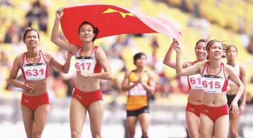 Thể thao Việt Nam 2017 - Năm thành công của các môn thể thao Olympic