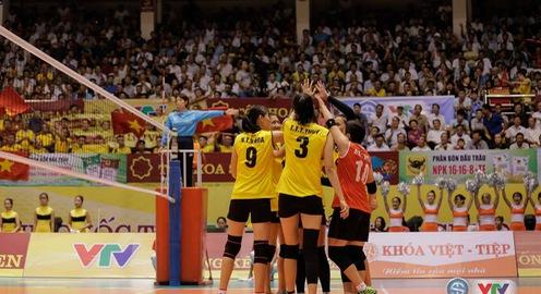 VTV Cup Tôn Hoa Sen 2017: Thắng ấn tượng Suwon (Hàn Quốc), ĐT Việt Nam giành vị trí nhất bảng A