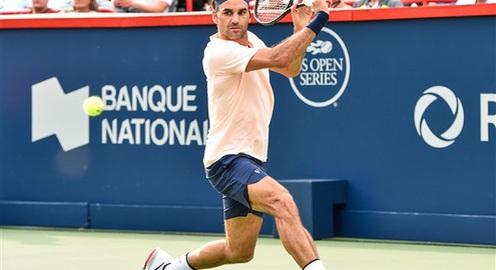 Rogers Cup 2017: Đánh bại Bautista Agut, Federer giành quyền vào bán kết