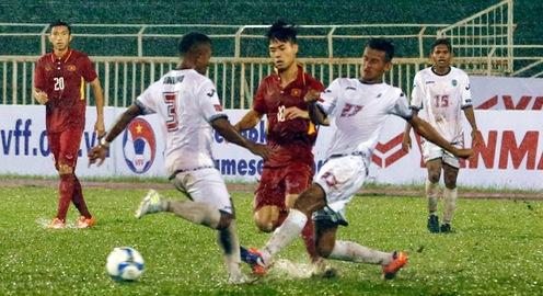 VIDEO: Tổng hợp diễn biến trận đấu U23 Việt Nam 4-0 U23 Timor Leste