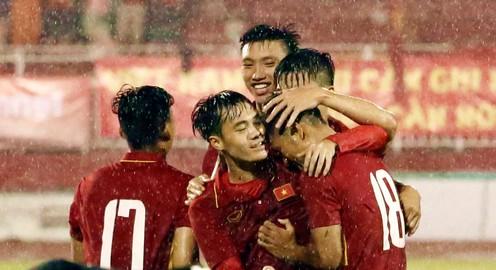 VIDEO: Diễn biến chính trong hiệp một U23 Việt Nam – U23 Timor Leste