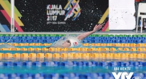 TRỰC TIẾP SEA Games 29 hôm nay (23/8): Ánh Viên, Quý Phước vượt qua vòng loại