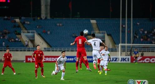 VIDEO: Tổng hợp diễn biến trận đấu ĐT Việt Nam 0-0 ĐT Afghanistan