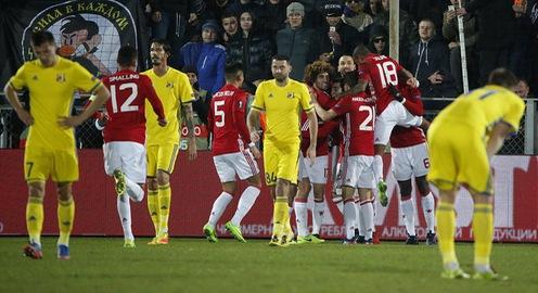 Lượt đi vòng 1/8 Europa League, Rostov 1-1 Man Utd: Lợi thế trước trận lượt về
