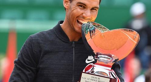 Đánh bại Albert Ramos, Rafael Nadal vô địch Monte Carlo 2017