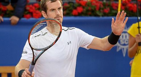 Vòng 3 giải quần vợt Barcelona mở rộng 2017: Murray tiến vào tứ kết