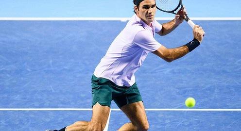 Tứ kết Basel mở rộng 2017: Federer đi tiếp sau 3 set đấu